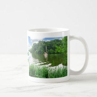 La Norfolk Broads Mug