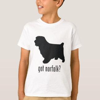 La Norfolk Terrier T-shirt