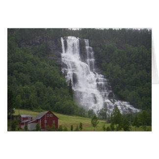 La Norvège 2008 Carte De Vœux