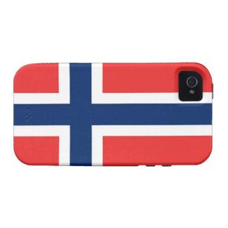 LA NORVÈGE COQUE iPhone 4 DE Case-Mate