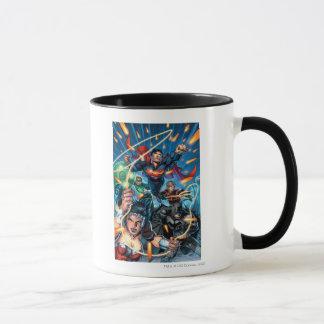 La nouvelle 52 couverture #4 mug