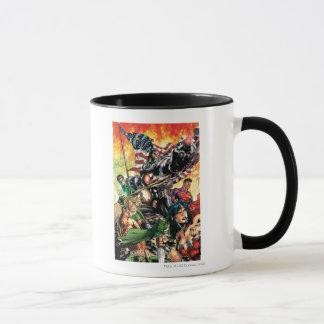La nouvelle 52 couverture #5 mug