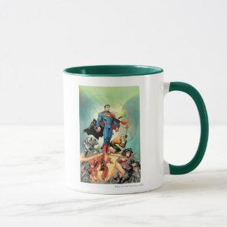 La nouvelle 52 variante de la couverture #3 mug