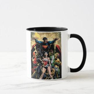 La nouvelle 52 variante de pinson de la couverture mug