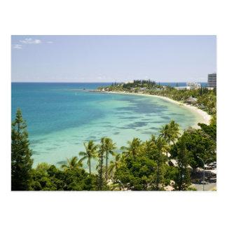 La Nouvelle-Calédonie, grande île de Terre, Carte Postale