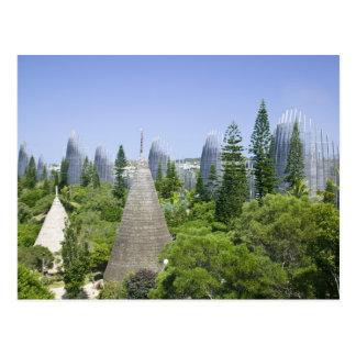 La Nouvelle-Calédonie, grande île de Terre, Cartes Postales
