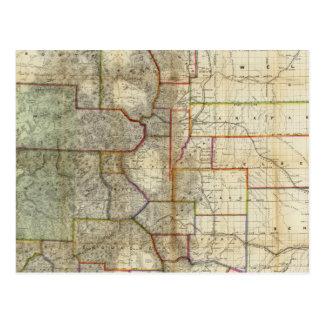 La nouvelle carte de Thayer de l'état du Colorado