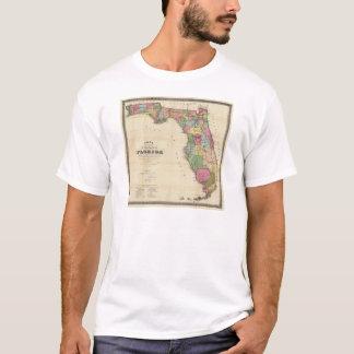 La nouvelle carte Drew's de l'État de Floride T-shirt