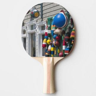 La Nouvelle-Écosse, Canada. Magasin de balise dans Raquette De Ping Pong