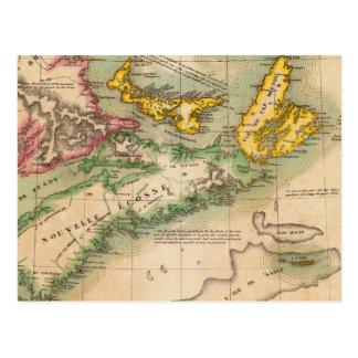 La Nouvelle-Écosse et le Nouveau Brunswick 44 Carte Postale