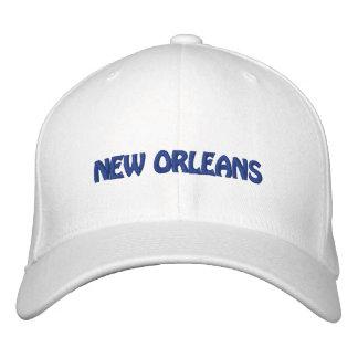 La Nouvelle-Orléans a brodé le casquette