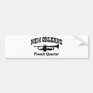 La Nouvelle-Orléans Autocollant Pour Voiture