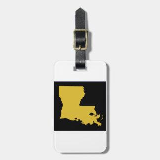 La Nouvelle-Orléans Étiquettes Bagages