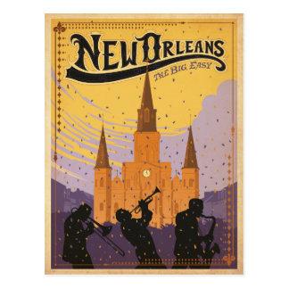 La Nouvelle-Orléans, LA Cartes Postales
