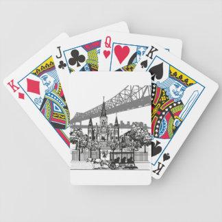 La Nouvelle-Orléans Louisiane Jeux De Cartes