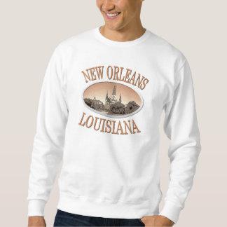 La Nouvelle-Orléans Louisiane Sweatshirt