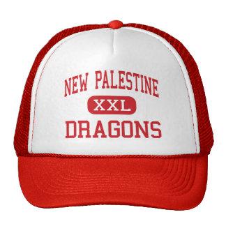 La nouvelle Palestine - dragons - haute - la nouve Casquette