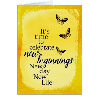 La nouvelle vie de nouveau jour - 12 étapes, cartes