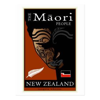 La Nouvelle Zélande Carte Postale