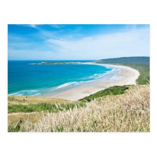 La Nouvelle Zélande, île du sud, Catlins, baie de Carte Postale