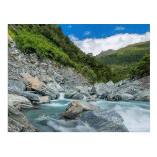La Nouvelle Zélande, île du sud, ressortissant Cartes Postales