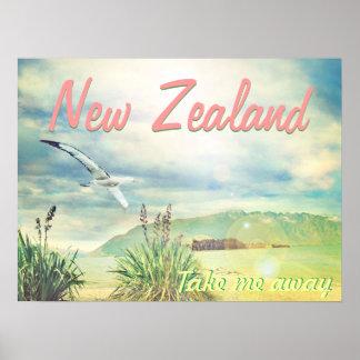 La Nouvelle Zélande m enlèvent Posters