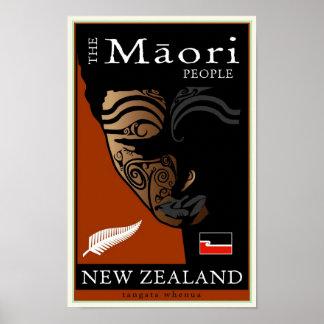 La Nouvelle Zélande Poster