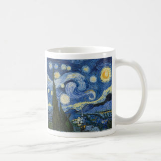 La nuit étoilée de Vincent van Gogh Mug
