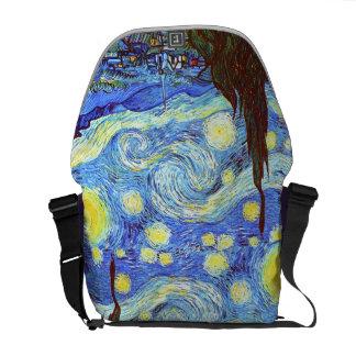 La nuit étoilée, Vincent van Gogh Sacoches