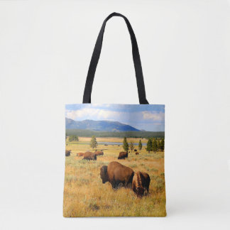 Là où Buffalo errent Sac