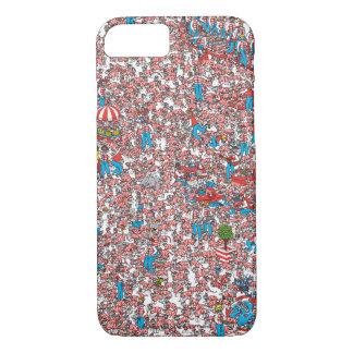 Là où est la terre de Waldo des trames Coque iPhone 7