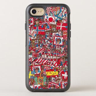 Là où est Waldo énorme Party Coque Otterbox Symmetry Pour iPhone 7