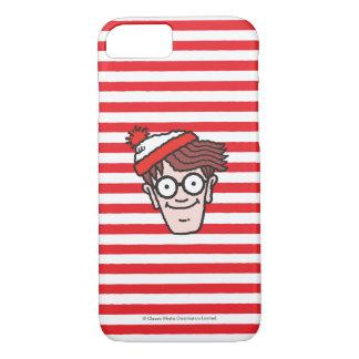 Là où est Waldo faites face Coque iPhone 7