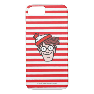 Là où est Waldo faites face Coque iPhone 8/7