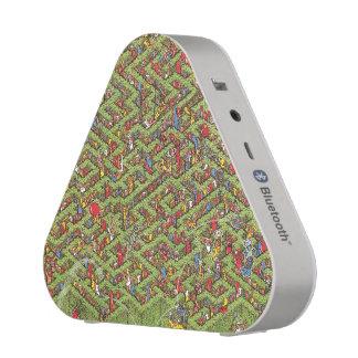 Là où est Waldo grand échappez-vous Haut-parleur Bluetooth