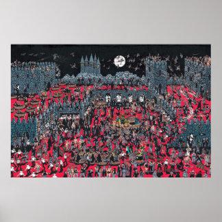 Là où est Waldo | Nasties méchant Poster