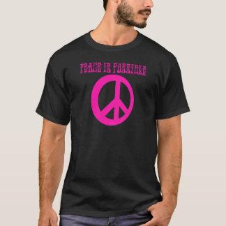La paix EST possible (le rose) T-shirt