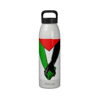 La Palestine - bouteille d'eau