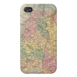La Palestine et les pays limitrophes 2 iPhone 4 Case
