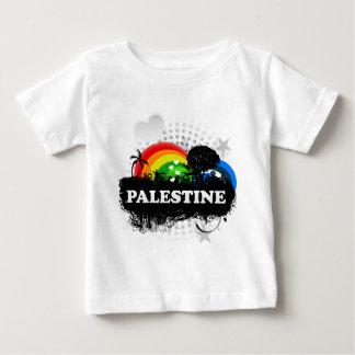 La Palestine fruitée mignonne T-shirt Pour Bébé
