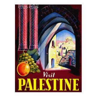 La Palestine, Jérusalem Carte Postale