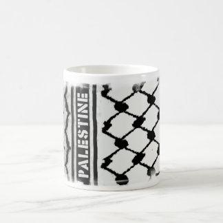 La Palestine Keffiyah Mug