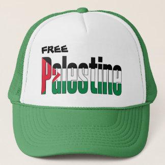 La Palestine libre Casquette