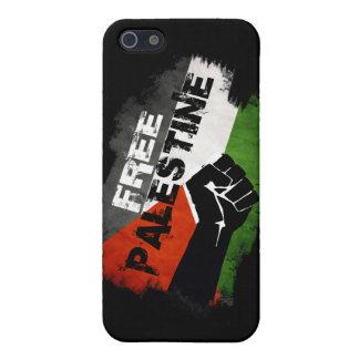 La Palestine libre Coque iPhone 5