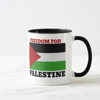 La Palestine libre Mugs