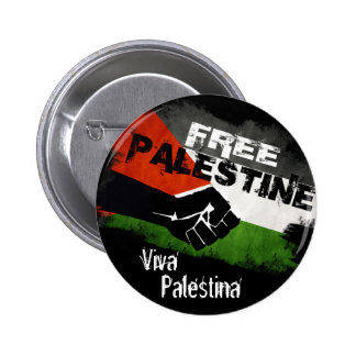 La Palestine libre - vivat Palestina Badge
