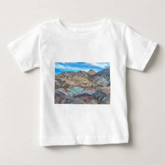 (la palette de l'artiste) parc national de Death T-shirt