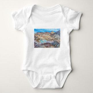 La palette de l'artiste (plan rapproché) t-shirts