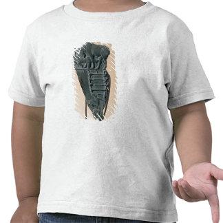 La palette de Taureau, d'Abydos, c.3500-3100 AVANT T-shirt