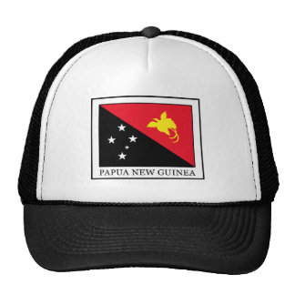 La Papouasie-Nouvelle-Guinée Casquettes